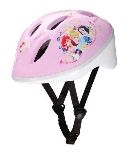 アイデス Disney(ディズニー) ヘルメット プリンセス XS ピンク 01974
