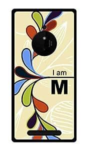 Nokia Lumia 830 Printed Back Cover