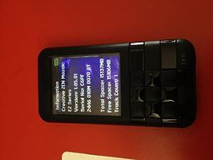 Creative Zen Mozaic Mosaic EZ 100 16GB MP3 Player, Voice Recorder, Alarm Clock EZ100