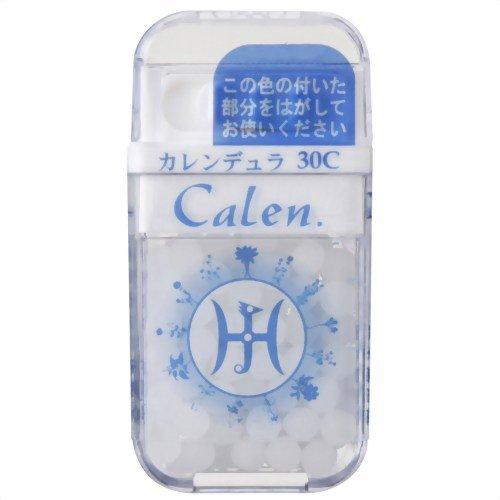 ホメオパシージャパンレメディー 基本10 Calen. カレンデュラ 30C 大ビン
