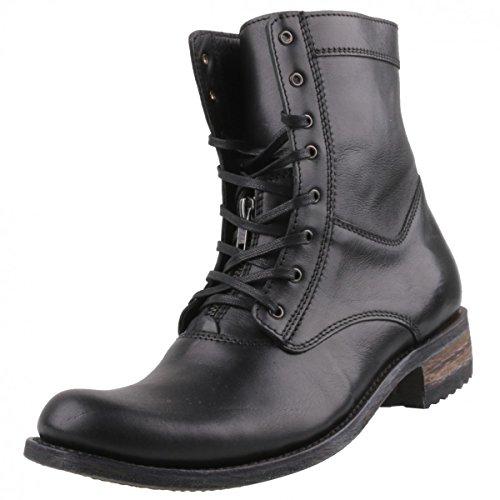 Sendra Boots, Stivali uomo Nero nero, Nero (nero), 44