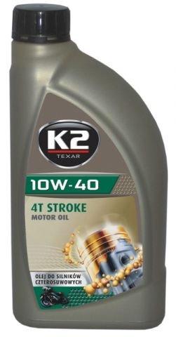 10w40 Motoröl Öl 4T 4 Takt 1 Liter API: SG