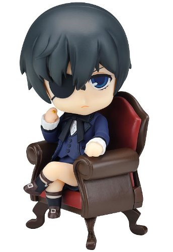 Black Butler Ciel Phantomhive Nendoroid Action Figure