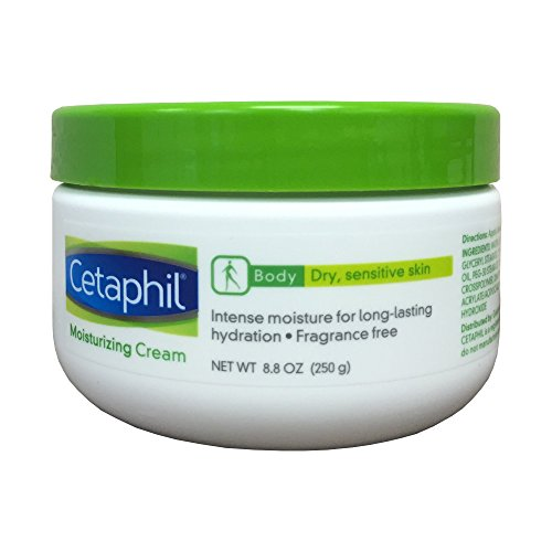 Cetaphil Moisturizing Cream, Fragrance Free, 8.8 Ounce (Cream For Dry Skin compare prices)