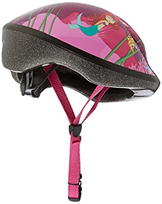 Raleigh Girl's Little Terra Mermaid Cycle Helmet by Raleigh