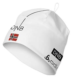 Odlo Cap Polyknit Fan Norwegen, white, One size, 772120