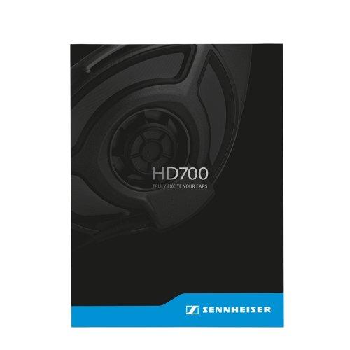 【国内正規品】 SENNHEISER オープンエア型ヘッドフォン HD700