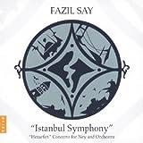 ファジル・サイ:イスタンブール交響曲CD+DVD  (ALBUM+DVD)