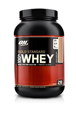 Optimum Nutrition 100 Whey Gold Standard Mocha Cappuccino 2 Pound