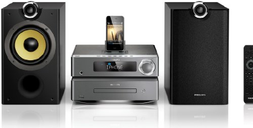 Review and Buying Guide of Buying Guide of Philips DCB8000 Harmony Component Hi-Fi System