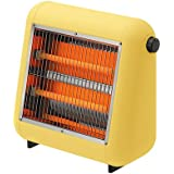 ±0 Infrared Electric Heater XHS-Y010  イエロー