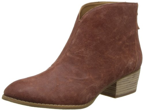Nine West Women'S Jarrad Boot,Cognac Leather,9.5 M Us