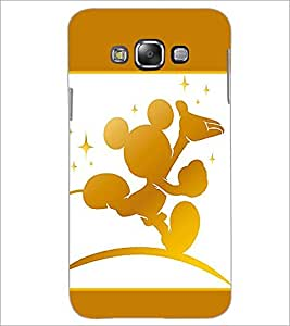 PrintDhaba Mickey Mouse D-1377 Back Case Cover for SAMSUNG GALAXY GRAND MAX (Multi-Coloured)