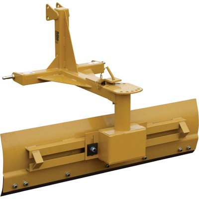 Behlen Country 80110900YEL Heavy Duty Adjustable Grader Blade, 5-Feet picture