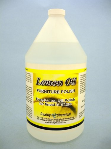 Lemon Oil - 1 Gallon front-282679