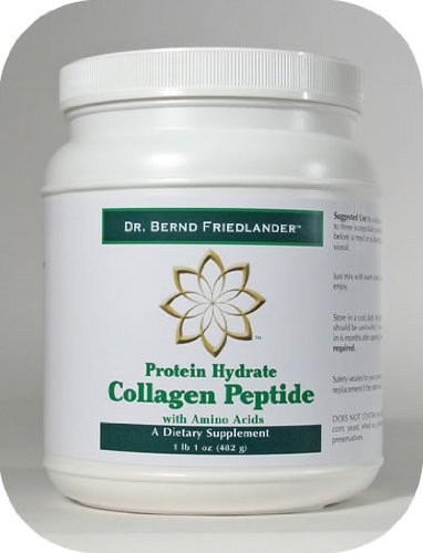 Collagen with Amino Acids - Grass-fed Cold Processed, 1 Pound