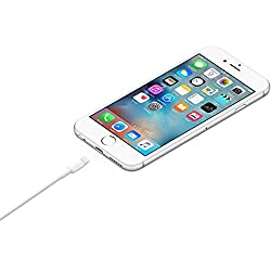 Texet 8 pin Apple Lightning Cable | High Speed Data Sync & Charge Cable | 1 Metre length | Non MFI