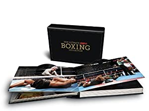 Ultimate ESPN Boxing Collection - 21 DVD/Luxury Book Limited Edition Gift Set
