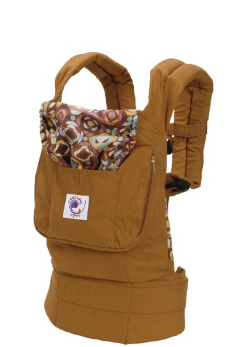 ERGObaby Organic Baby Carrier, Desert Bloom