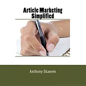 Article Marketing Simplified Audiobook
