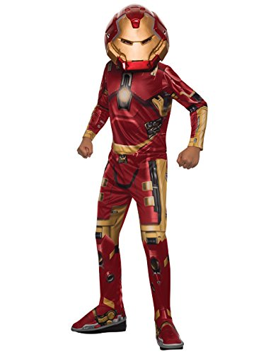 Rubie's Costume Avengers 2 Age of Ultron Child's Hulk Buster (Iron Man) Costume