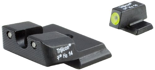 Smith And Wesson Trijicon M&P Shield Hd Night Sight Set, Yellow