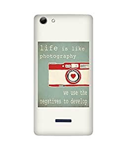 Photography Micromax Canvas Selfie 3 Q348 Case
