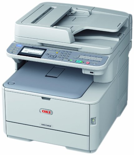 Oki Mc362Dn 4In1-Color-A4 (Inkl. Uhg)