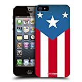 Head Case Usa Flag American Pride Design Hard Back Case Cover For Apple iPhone 5