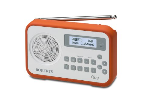 Roberts Play Bumper - Orange