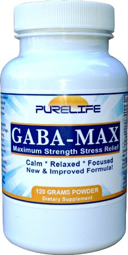 Gabamax 'Gabatrol Powder' 120 Grams