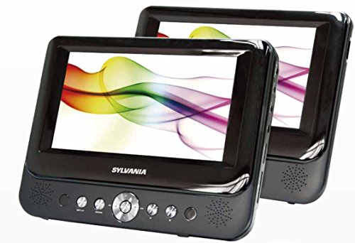 Sylvania SDVD9957 Portable DVD Photo