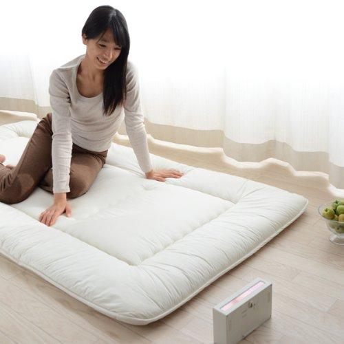 emoor futon mattress shikibuton rococo twin size. Black Bedroom Furniture Sets. Home Design Ideas