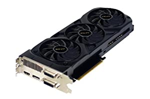 PNY NVIDIA GeForce GTX 770 2GB GDDR5 2DVI/HDMI/DisplayPort PCI-Express Video Card (VCGGTX7702XPB)