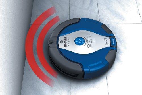 Recensione robot aspirapolvere hoover rbc 003 opinioni per for Virobi vileda opinioni