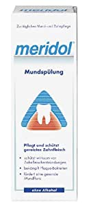 Meridol 246399 Mundspülung 400ml