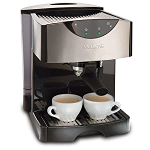 Mr. Coffee ECMP50 Cappuccino Maker