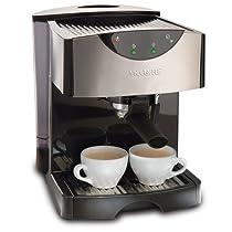 Mr. Coffee ECMP50 Espresso/Cappuccino Maker Black