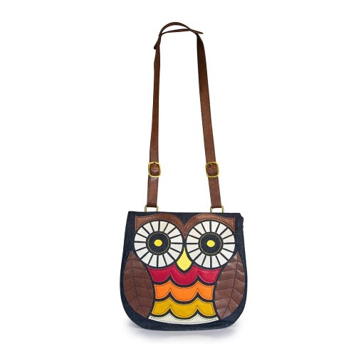 loungefly-bolso-al-hombro-para-mujer-marron-multicolor-einheitsgrosse