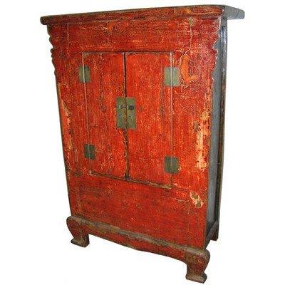 Vintage Oriental Cabinets - 57