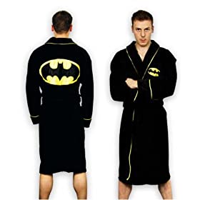 Batman Deluxe Bathrobe