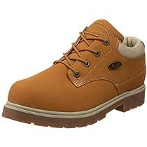 Hot Sale Lugz Men's Drifter Lo Boot,Wheat/Cream/Gum,10.5 D US