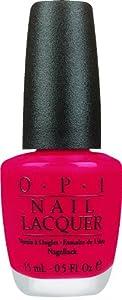 OPI Nail Lacquer, Koala Bear-Y, 0.5 Ounce