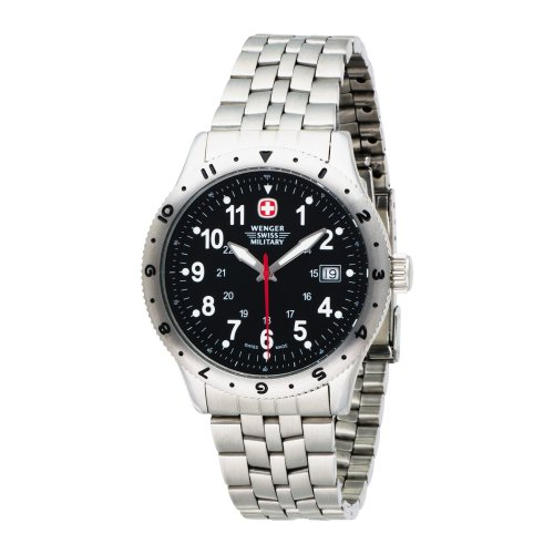 Wenger Swiss Military Men's 72936 Sport VII Military Watch
