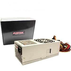 KENTEK 400 Watt 400W TFX Power Supply Upgarde Replacement
