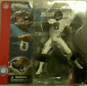 Mcfarlane Sportspicks Jacksonville Jaguars Mark Brunell White Jersey Variant by Unknown