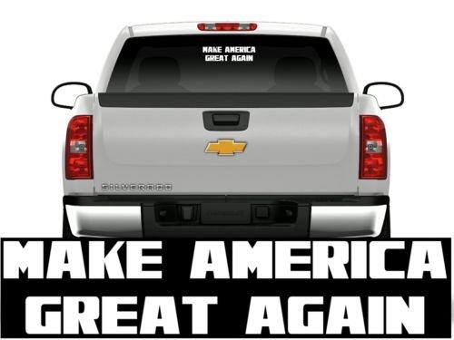 [Make America Great Again Decal Donald Trump 2016 Republican 3
