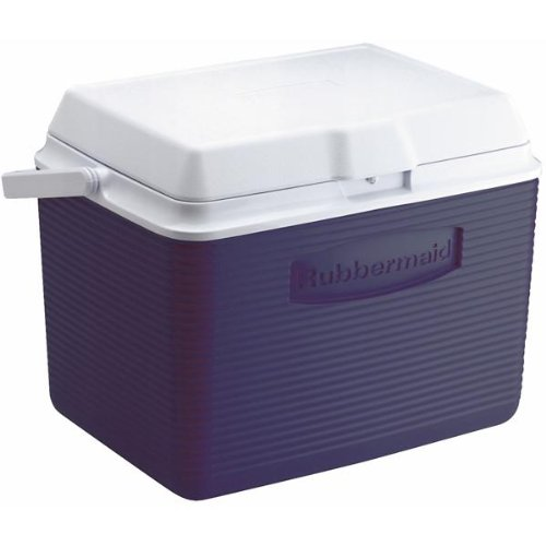 Rubbermaid Cooler, 24-quart