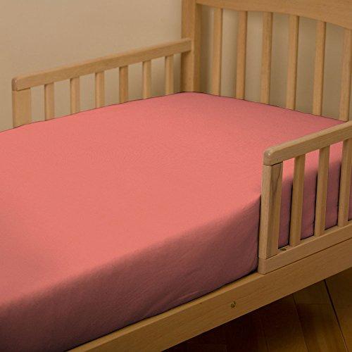 Coral Crib Sheets front-923143