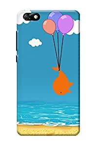 Huawei Honor 4X Cover, Premium Quality Designer Printed 3D Lightweight Slim Matte Finish Hard Case Back Cover for Huawei Honor 4X + Free Mobile Viewing Stand